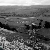 Kilnsey Crag, Fell Race